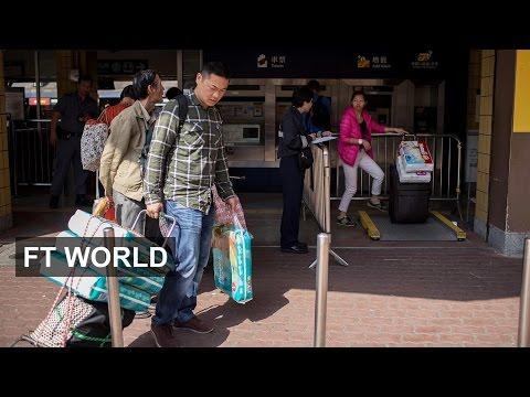 Curbs on Chinese visitors to Hong Kong