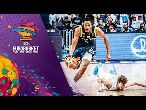 Finland v Slovenia - Full Game - FIBA EuroBasket 2017