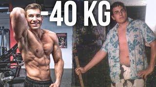 40 Kg abgenommen! Kompletter Anfänger Trainingsplan Teil 2