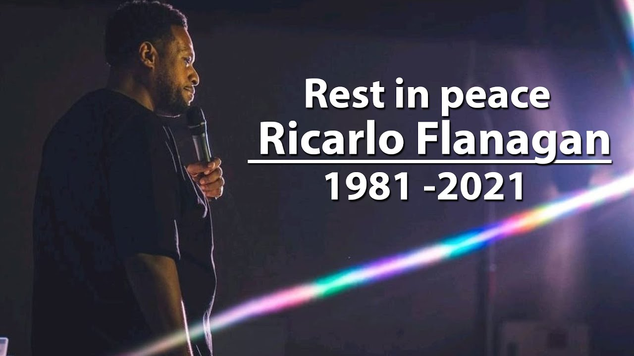 Download Ricarlo Flanagan death: Shameless and Last Comic Standing star dies, aged 40