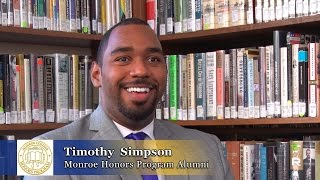 Monroe College Honors Program