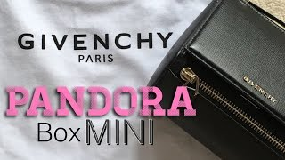 Givenchy Pandora Box Mini | REVIEW