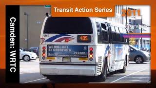 Camden: Walter Rand Transportation Center Buses! - NJ