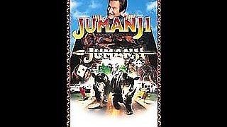 Opening To Jumanji 1996 VHS