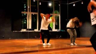 Урок в 54 Dance studio Евгений Дедюк (Dober джоник)