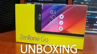 UNBOXING | ASUS ZENFONE GO 4.5