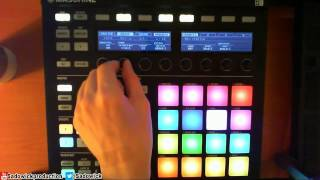 Native Instruments Maschine for The EDM Producer 04 - Adding & Performing With Effects
