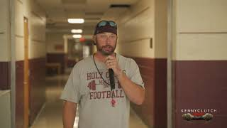 Head Coach Tim Durkin Testimonial | Holy Cross Prep Football | Kenny Clutch Speaks