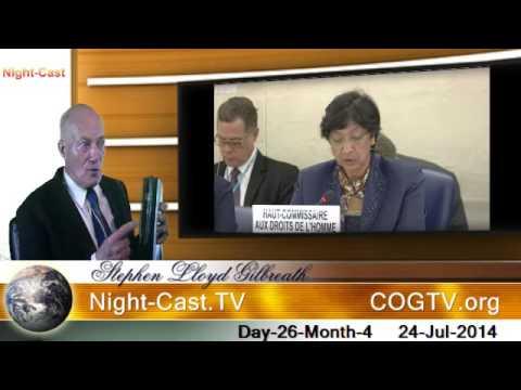 Watch Now – 24-July-2014 – Night-Cast.TV World News July 24