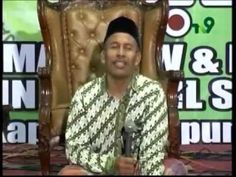 KH Marzuki Mustamar ; Tentang NU , Muhammadiyah dan Gus Dur