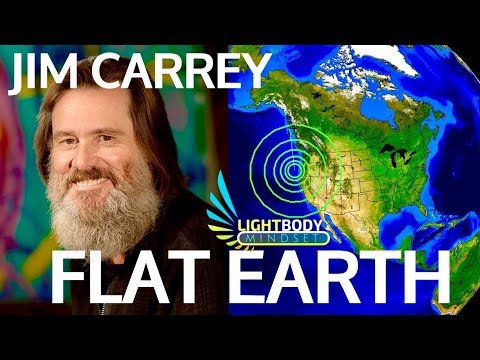 JIM CARREY - FLAT EARTH 100% PROOF thumbnail