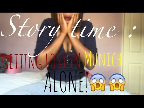 Story Time| ALMOST GOT TRAFFICKED IN GERMANY!?