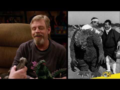 Mark Hamill's Pop Culture Quest Episode 2 - Monsters vs Robots