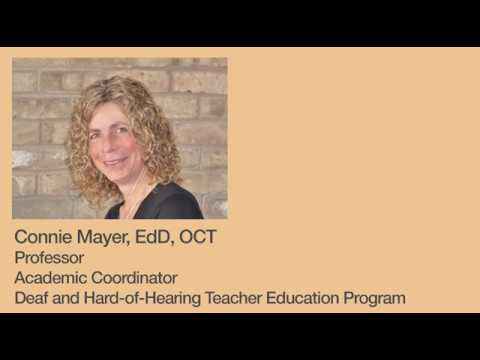 Teaching Writing To Students Who Are Deaf Or Hard Of Hearing