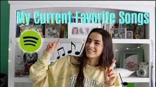 MY CURRENT FAVORITE SONGS! || March Playlist