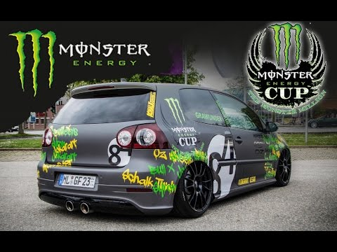Monster Energy Gti Dyno Fts ★ Vw Golf 5 Gti ★ Mk5