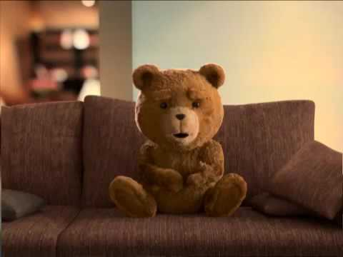 Even Ted dose alot of crap