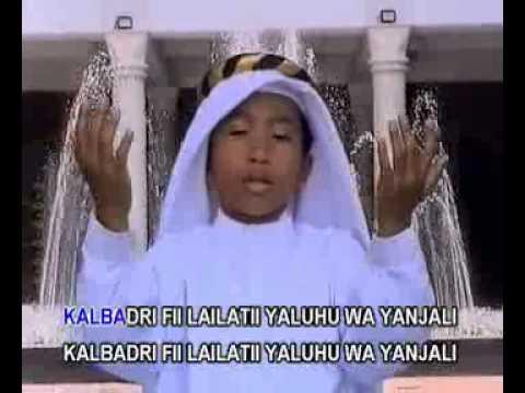 M Khusni Mubarrok WULIDA @ Lagu Qasidah