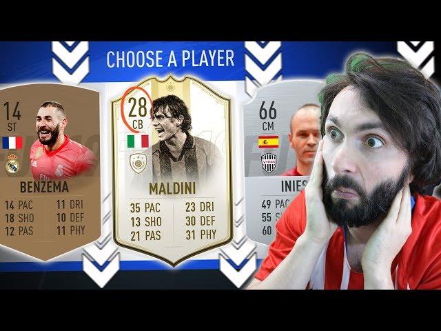 NAJGORI DRAFT IKADA!! FIFA 19 DRAFT CHALLENGE