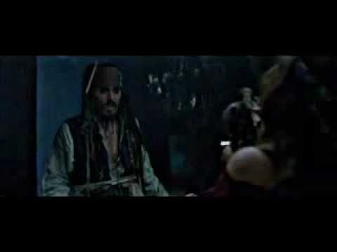 Pirates of the Caribbean On Stranger Tides: Deleted Voo Doo Doll Scene