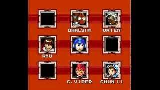 PC Longplay [355] Street Fighter X Mega Man