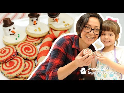 Easy Christmas Cookies To Make With Your Kids