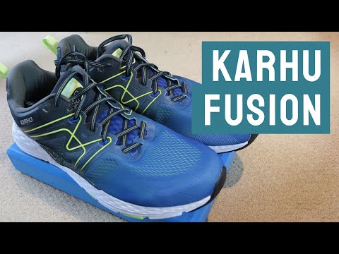 karhu-fusion-running-shoe-review