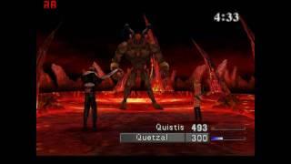 Final Fantasy VIII Gameplay boss: Ifrid ITA HD