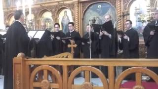 Orthodox Ecclesiastic Byzantine Choir