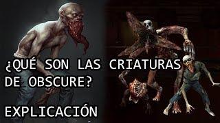 ¿Qué son las Criaturas de Obscure? EXPLICACIÓN | Todas las Criaturas de de Obscure EXPLICADAS