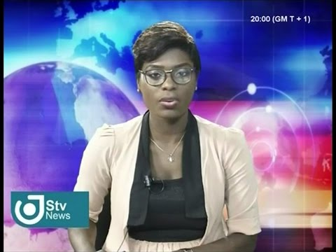 STV NEWS WEEKEND JOURNAL BILINGUE 20H00 - Samedi 03 Décembre 2016 - Leila NGANZEU & MUMAH MANDA