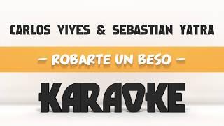 Baixar Carlos Vives, Sebastian Yatra - Robarte un Beso (Karaoke)