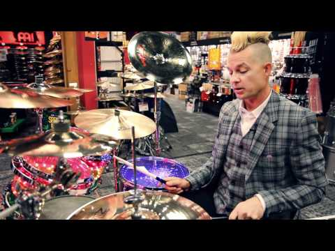 Adrian Young (No Doubt) Drum Tip At: Guitar Center