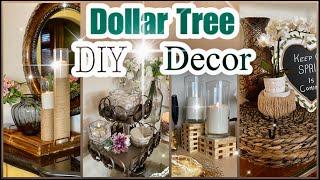 Dollar Tree DIY Decor Ideas