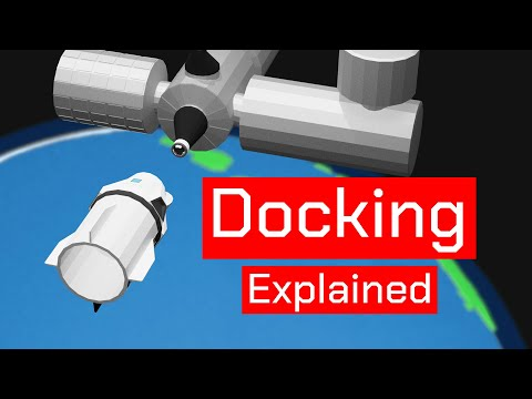 Docking & Docking Port Types On The ISS