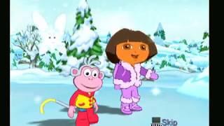 (PS2) Dora Saves the Snow Princess - Прохождение