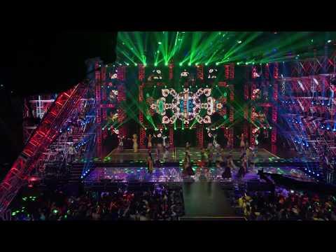 Maumere Gemu Fa mi re - Ayu Tingting feat Sazkia Gotik HUT AMAZING 15 GLOBALTV