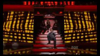 Scotty McCreery American idol top 9 performance That