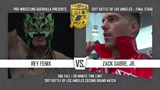 PWG - Preview - 2017 Battle of Los Angeles - Night Three