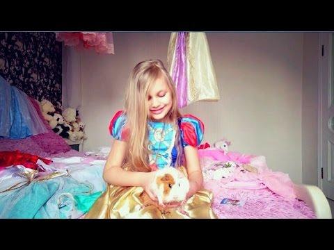Принцессы Дисней Disney Princess. Видео для детей. For Kids Children