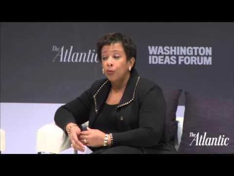 Loretta Lynch : Washington Ideas Forum