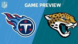 Titans vs. Jaguars | Marcus Mariota vs. Blake Bortles | Move the Sticks | NFL Week 16 Previews