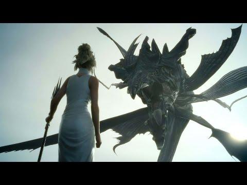 Final Fantasy 15 - Test-Video zum Open-World-JRPG