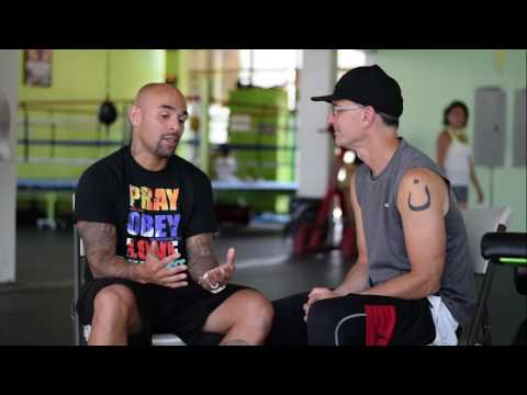 Luis Collazo Interview w/ Todd Bishop