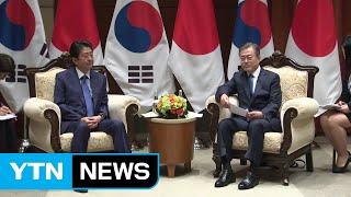 문 대통령, 아베 日 총리에게 화해치유재단 해산 통보 / YTN