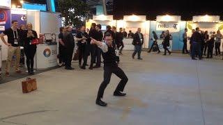 The Dancing Accountant does Xerocon