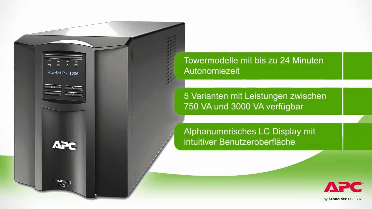 APC Smart UPS SMT