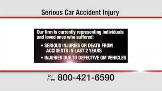 Injuries or Deaths in GM Vehicles
