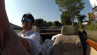 MG RV8復活。久々のドライブをGoProで自撮り.MP4