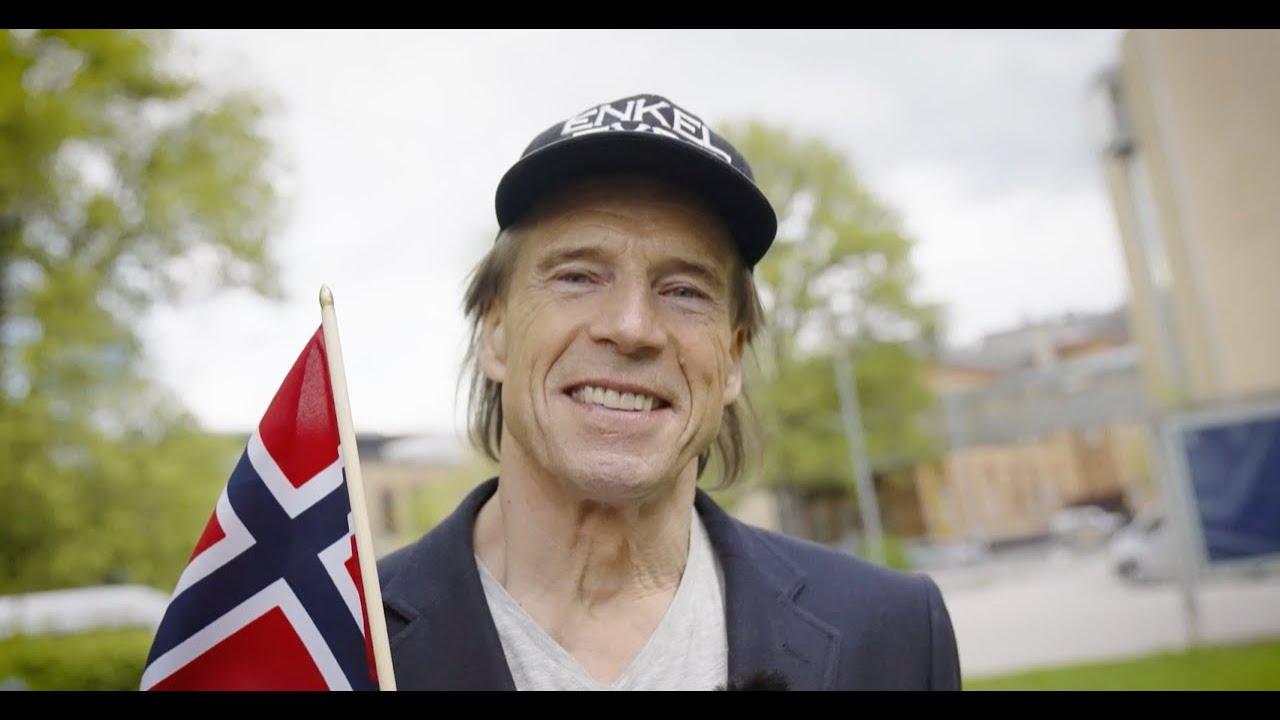 Har du fått med deg den nye låta til Jan Bøhler «Heia Norge»?